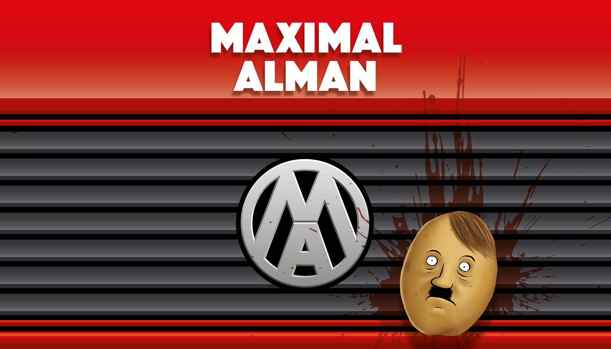 Maximal Alman